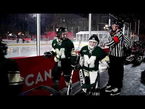 Metcalfe Jets Parliament Canada 150 Hockey