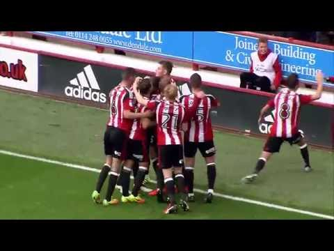 Blades 2-1 Oxford - match action