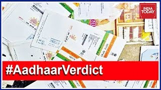 Aadhaar Verdict Updates: Can Modi Govt Justify Mandatory Linking?