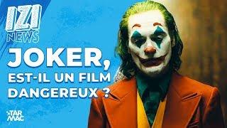 """""""JOKER"""" EST-IL UN FILM DANGEREUX ? • IZI NEWS"""