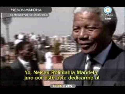 V7Inter: Nelson Mandela: A 20 años de su liberación