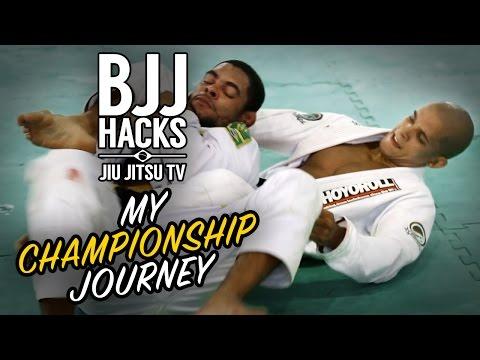 Victor Silverio: My Jiu-Jitsu Championship Journey