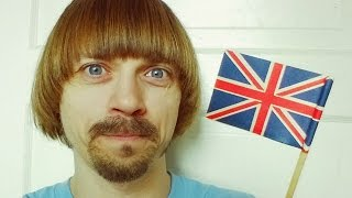 My Trip To England 2006 -(Weird Paul) travel diary traveling to UK Leeds vacation video vlog 2016