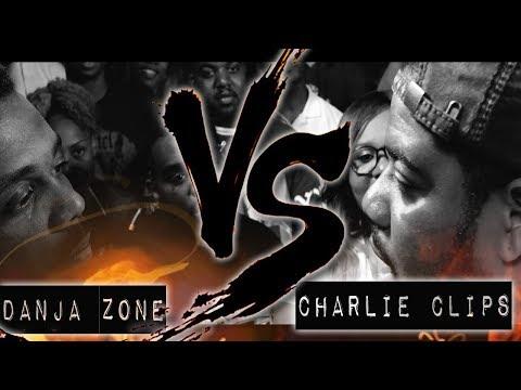 CHARLIE CLIPS VS DANJA ZONE // BLACK ICE CARTEL // SUDDEN DEATH