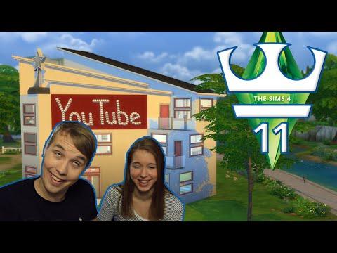 Jirka a Katka Hraje - The Sims 4 S02 E11 - Na výletě