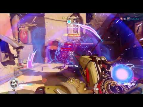 Overwatch - How to Keep Zarya's Energy Above 75%