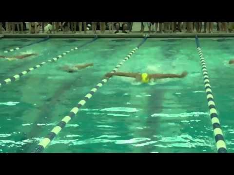 Lynnfield Swim 020311 100 y Butterfly