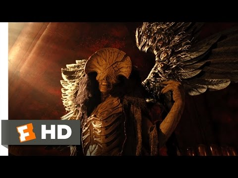 Hellboy 2: The Golden Army (9/10) Movie CLIP - A Deal With The Angel Of Death (2008) HD