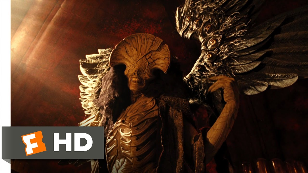 Hellboy 2 The Golden Army 910 Movie Clip A Deal With The Angel