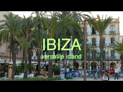 IBIZA versatile island (4K)