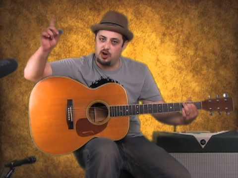 livin' on a prayer - bon jovi - guitar lesson