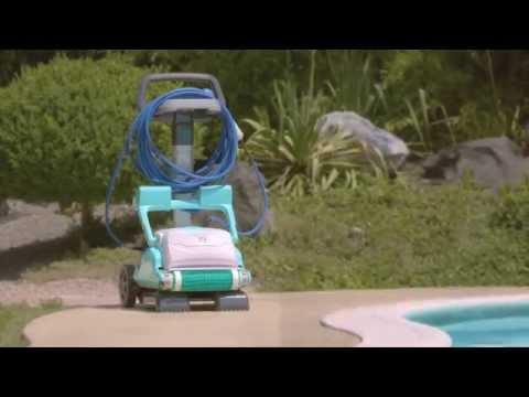 Waterair r3 robot de piscine doovi for Robot piscine waterair