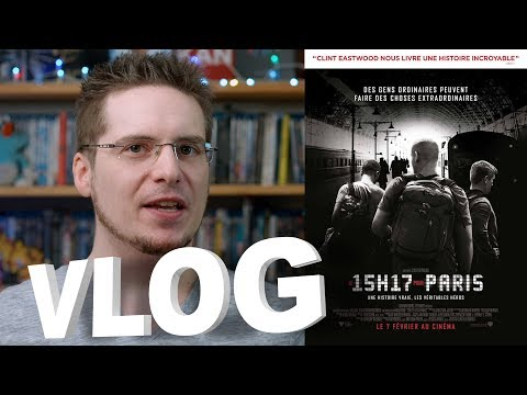 Vlog - Le 15h17 pour Paris streaming vf