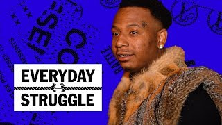 Moneybagg Yo on '4eva Heartless,' Memphis, Being a Role Model, J. Cole Collab | Everyday Struggle
