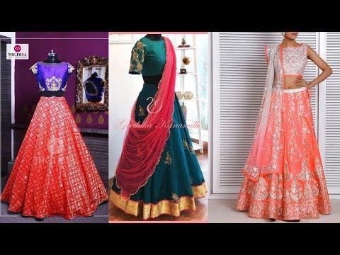 Indian Bridal Lehenga Designs Part 01