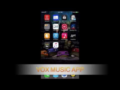 Vox Music App Review