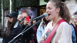 Download Fugees - Killing Me Softly With His Song - Allie Sherlock cover - Roberta Flack Mp3 and Videos
