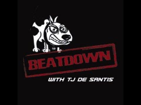 Beatdown with TJ De Santis:  The Live Finale