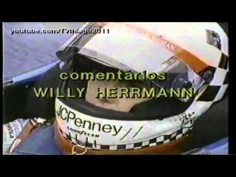 Abertura da Fórmula Indy na Rede Manchete (1993)