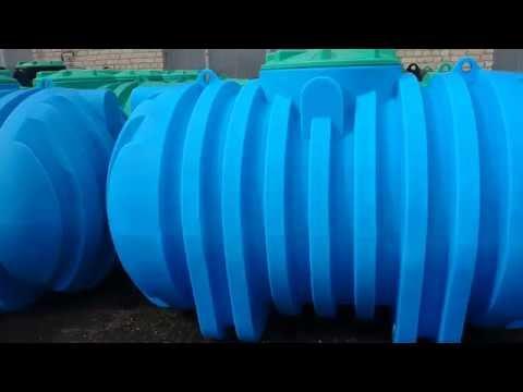Cептики и емкости для канализации RODLEX