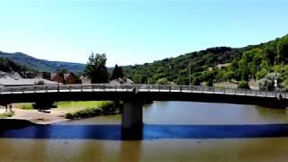 Rhein-Lahn von oben (11): Campingplätze im Rhein Lahn Kreis