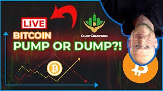 💰😨😱 BITCOIN PUMP AND DUMP?!! - What is next?