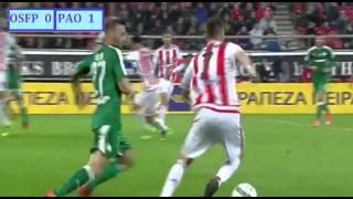 Olympiakos FC vs. Panathinaikos FC 3 - 1 ~ All Goals & Highlights ~ Superleague 13/03/2016