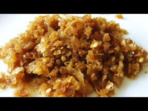 അവൽവിളയിച്ചത്.. വീട്ടിൽ ഉണ്ടാക്കാം... // how to make tasty Aval vilayichathu