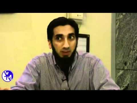 I love her so much! by Ustadh Nouman Ali Khan