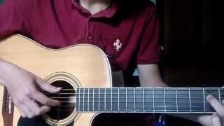 Âm Thầm Bên Em [Sơn Tùng MTP] - Guitar Solo