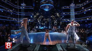 Ryan's Recap: Dancing with the Stars - Trio Night