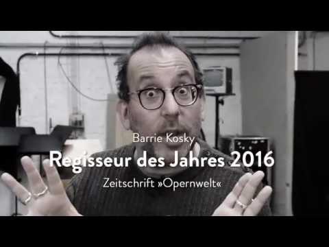 Regisseur des Jahres 2016 | Inszenierungen von Barrie Kosky | Komische Oper Berlin