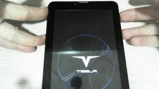Сброс настроек Tesla Impulse 7.0 (Hard Reset Tesla Impulse 7.0)