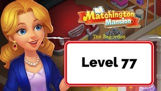matchington Mansion Level 77 - No Boosters