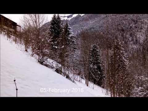 Ski season 2017 18 mountain view per day