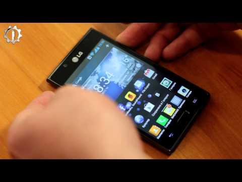 Подробный видеообзор LG Optimus L7 (P705) от сайта Ferumm.com