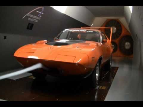 Wind Tunnel Superbird