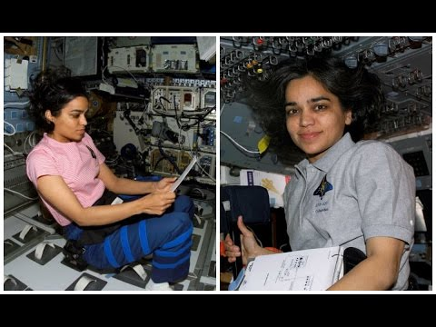Kalpana Chawla's last message | How India looks from Space |