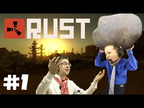Livestream With Lewis - RUST - Making Friends