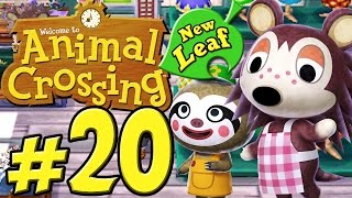 ANIMAL CROSSING: NEW LEAF # 20 ★ Die ultimative Nähmaschine! [HD | 60fps]