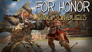 [For Honor] There's A New Big Man in Town | Jiang Jun Duels