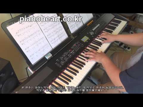 아이유(IU) - 나의 옛날 이야기(My Old Story) 피아노 연주