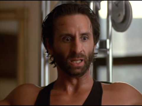 Ron Silver shooting people, working out & going crazy