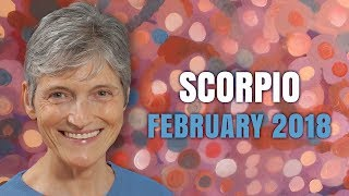 Scorpio February 2018 Horoscope Forecast   Barbara Goldsmith Astrologer
