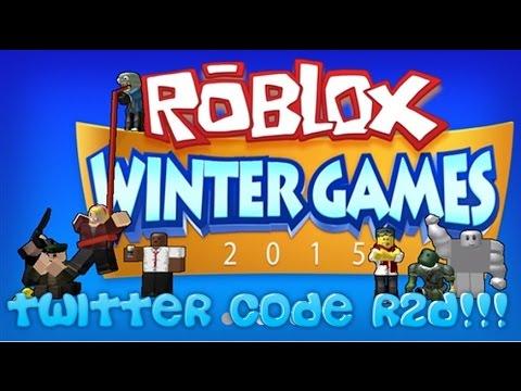 Roblox R2D Twitter Code!!!