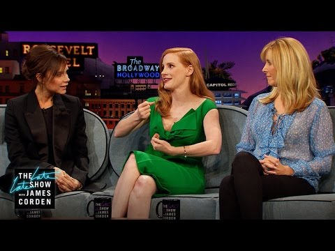 Thumbnail: Childhood Crushes w/ Jessica Chastain, Lisa Kudrow & Victoria Beckham