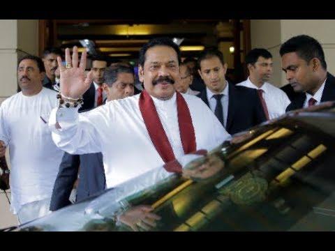 Sri Lanka Parliament votes against newly-elected Mahinda Rajapaksa govt