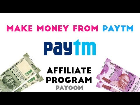 How to Earn Money from PayTM – Affiliate Marketing Guide 2017