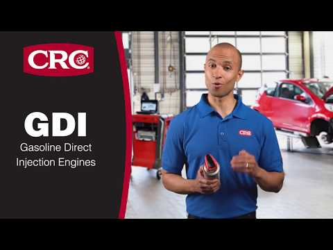 How to Clean Intake Valves On Mazda Engines with CRC GDI IVD® Intake Valve Cleaner