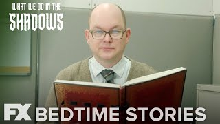 What We Do in the Shadows | Season 1: Energy Vampire Bedtime Stories: Meditations | FX